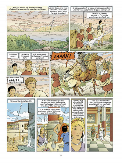 Page 9 Alix tome 38