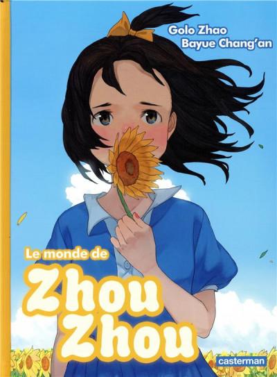 Couverture Le monde de Zhou Zhou tome 4