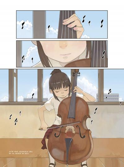 Page 8 Le monde de Zhou Zhou tome 4