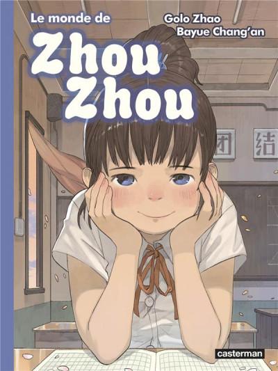 Couverture Le monde de Zhou Zhou tome 5
