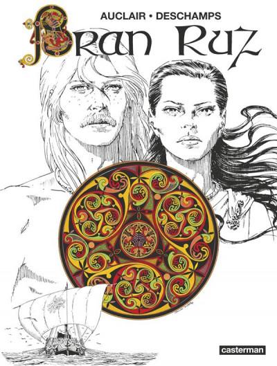 Couverture Bran ruz (édition 2018)
