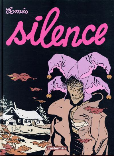 Couverture Silence (édition 2018)