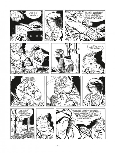 Page 5 Silence (édition 2018)