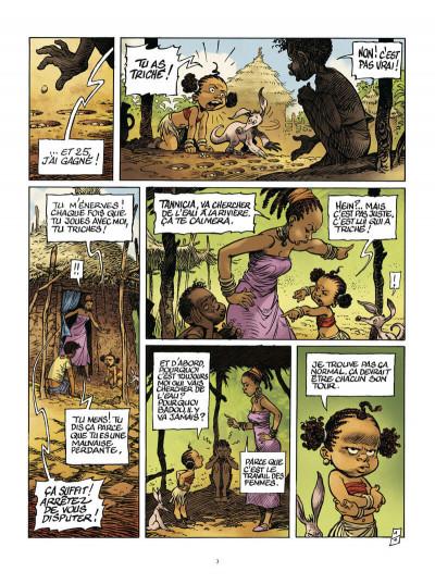 Page 4 Zibeline tome 1