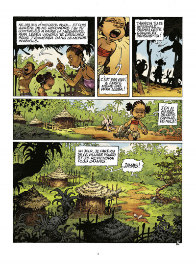 Page 5 Zibeline tome 1