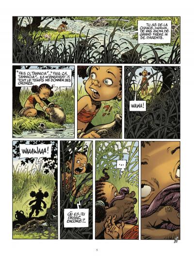 Page 6 Zibeline tome 1