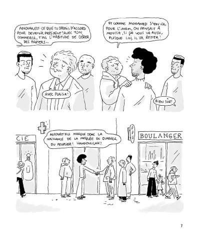 Page 8 Sociorama - La petite mosquée dans la cité
