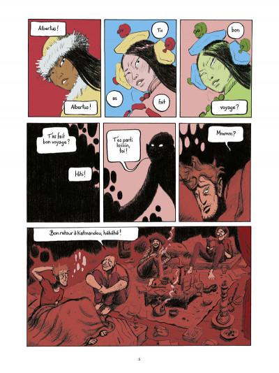 Page 6 La farce des hommes foudre