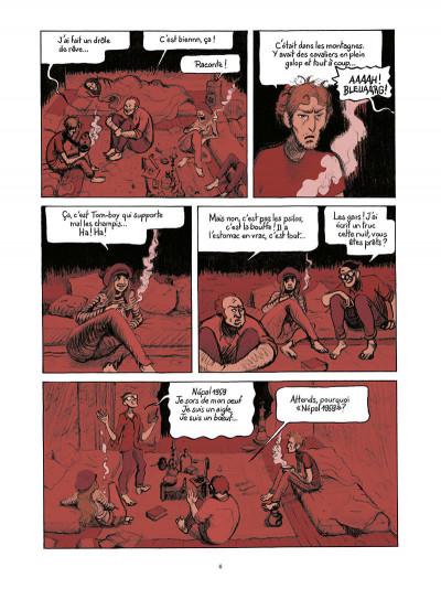Page 7 La farce des hommes foudre