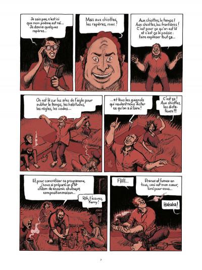 Page 8 La farce des hommes foudre