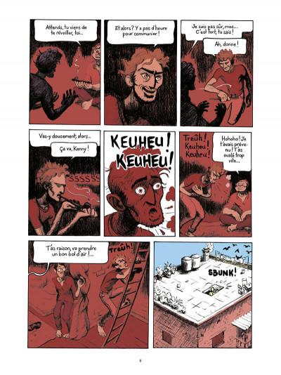 Page 9 La farce des hommes foudre