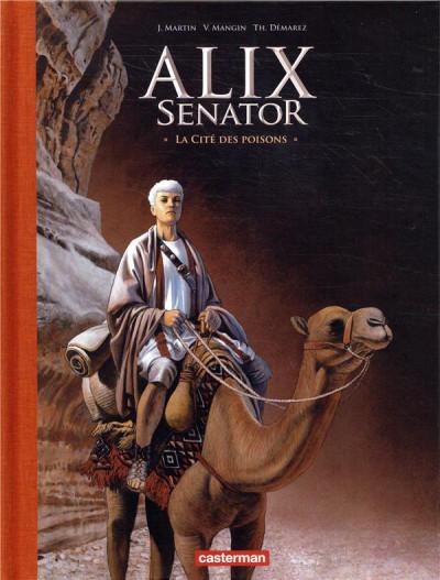 Couverture Alix senator - édition deluxe tome 8