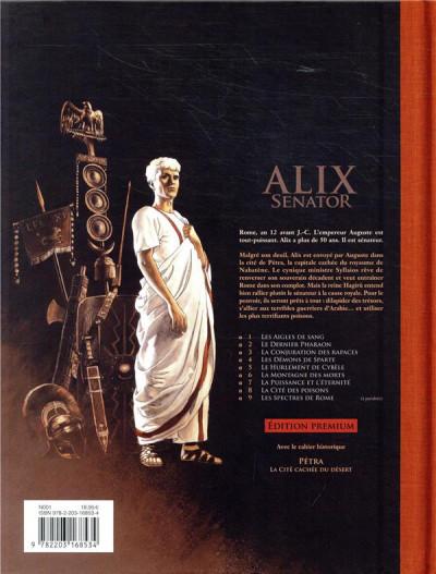 Dos Alix senator - édition deluxe tome 8