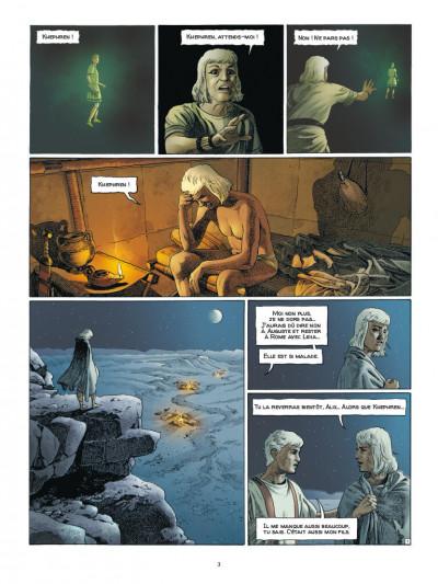 Page 1 Alix senator - édition deluxe tome 8