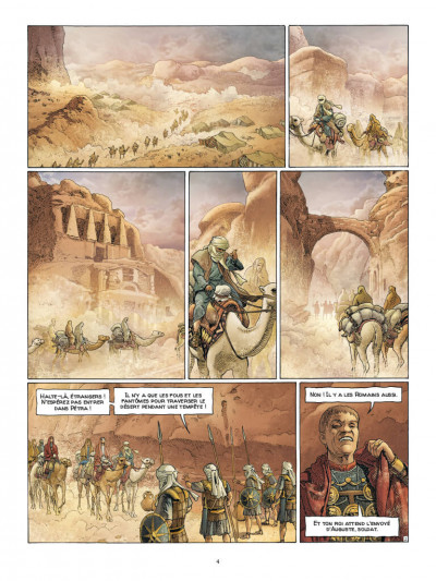 Page 2 Alix senator - édition deluxe tome 8