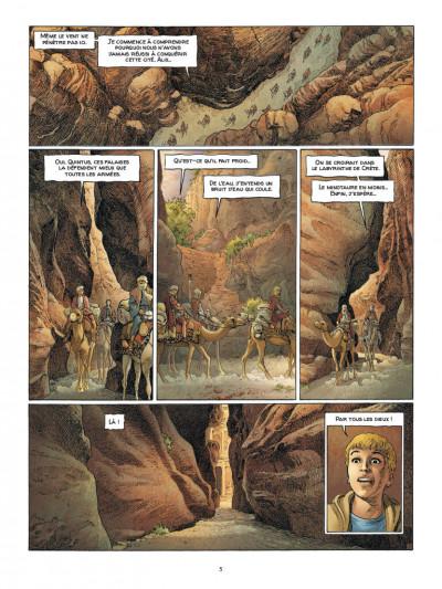 Page 3 Alix senator - édition deluxe tome 8