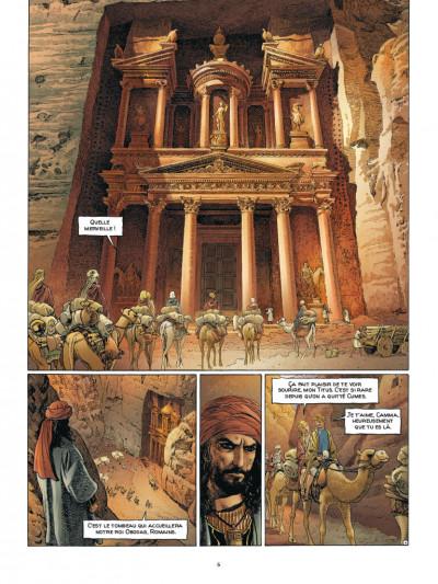 Page 4 Alix senator - édition deluxe tome 8