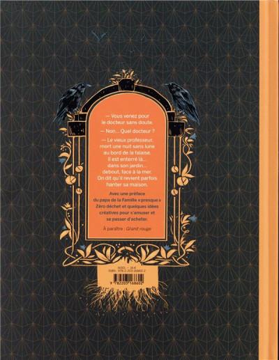 Dos Lucien et les mystérieux phénomènes - L'empreinte de H. Price