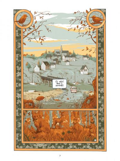Page 1 Lucien et les mystérieux phénomènes - L'empreinte de H. Price