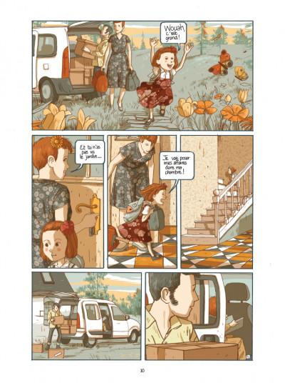Page 4 Lucien et les mystérieux phénomènes - L'empreinte de H. Price