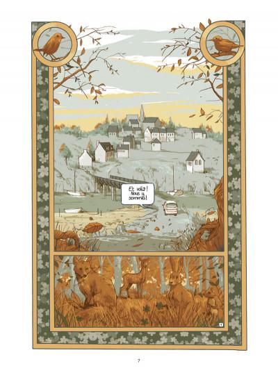 Page 8 Lucien et les mystérieux phénomènes - L'empreinte de H. Price