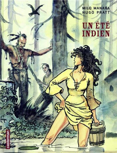 Couverture Un été indien (édition 2018)