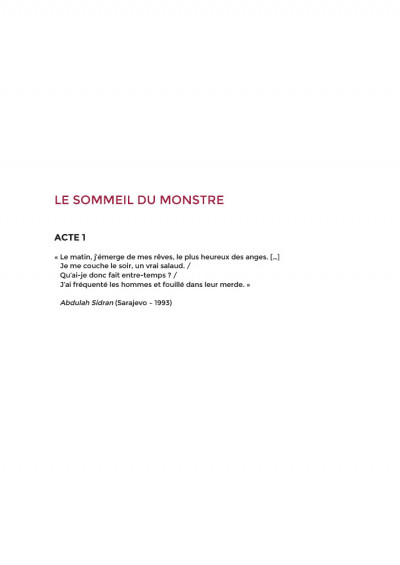 Page 2 Monstre - intégrale 2018