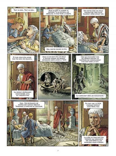 Page 8 Alix Senator - édition deluxe tome 9