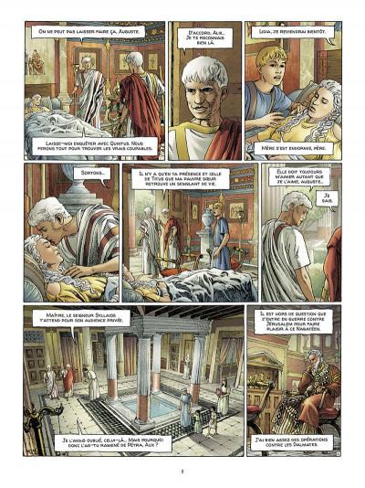 Page 9 Alix Senator - édition deluxe tome 9