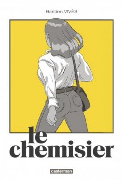 Couverture Le chemisier