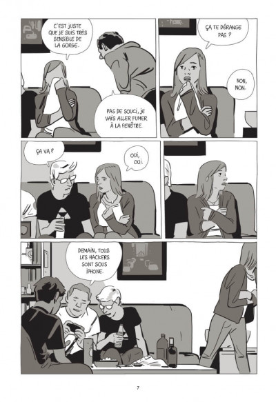 Page 3 Le chemisier