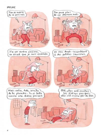 Page 2 Ada & Rosie - Mauvais esprit de famille