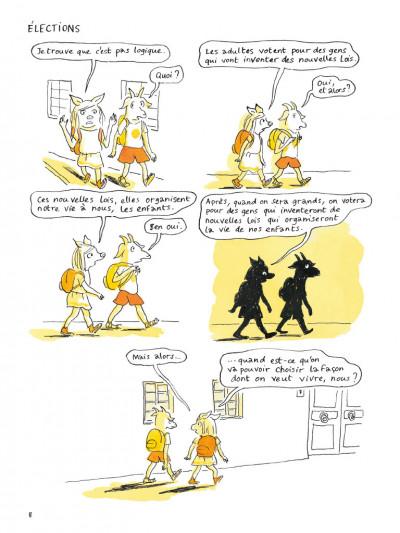 Page 4 Ada & Rosie - Mauvais esprit de famille