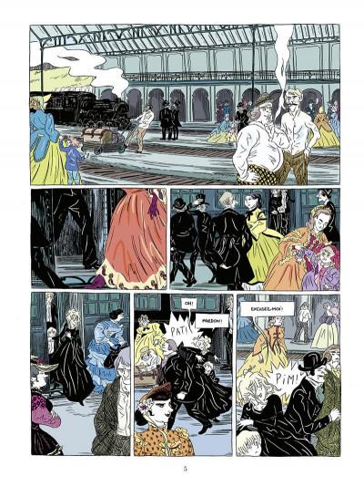 Page 6 Au bonheur des dames