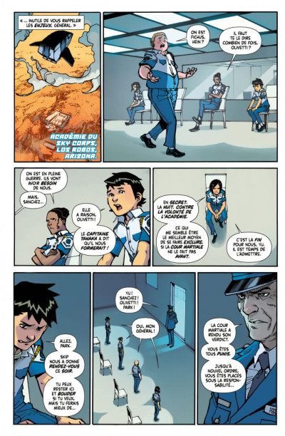 Page 3 Mech academy tome 2