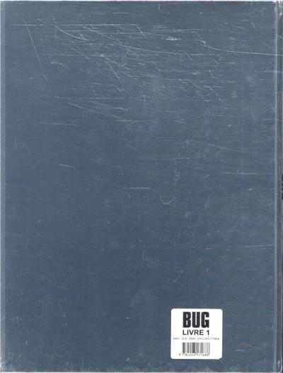 Dos Bug - édition de luxe tome 1