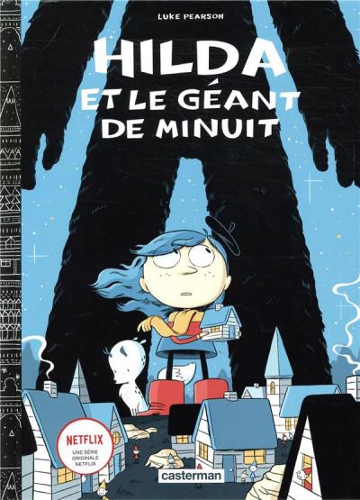 Couverture Hilda - nouvelle édition tome 2 - Hilda et le géant de minuit