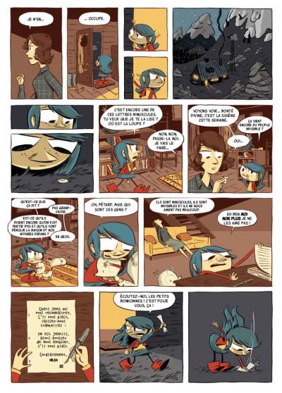 Page 2 Hilda - nouvelle édition tome 2 - Hilda et le géant de minuit