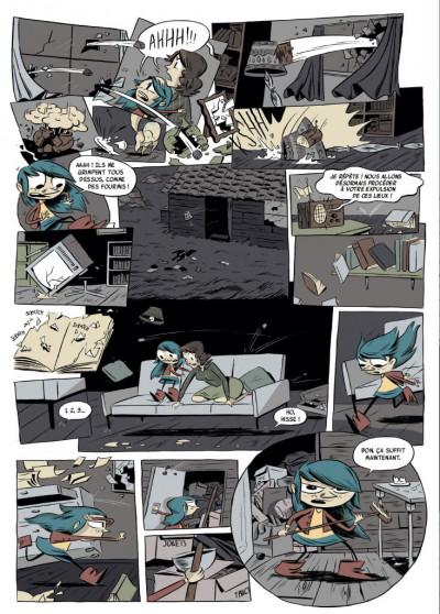 Page 4 Hilda - nouvelle édition tome 2 - Hilda et le géant de minuit