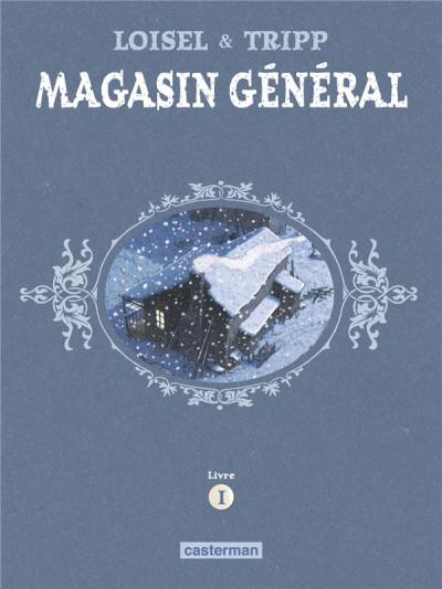 Couverture Magasin général - intégrale tome 1