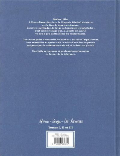 Dos Magasin général - intégrale tome 1