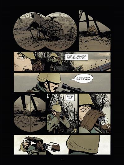 Page 6 La ballade du soldat Odawaa