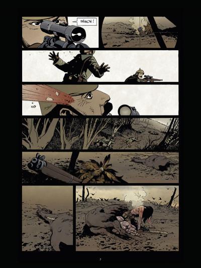 Page 8 La ballade du soldat Odawaa
