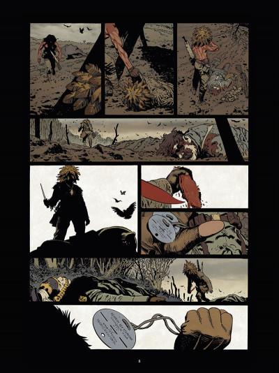 Page 9 La ballade du soldat Odawaa