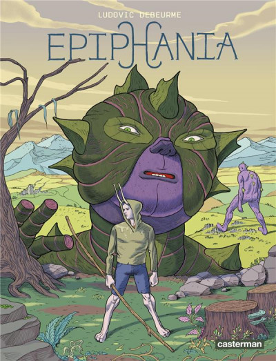Couverture Epiphania tome 3