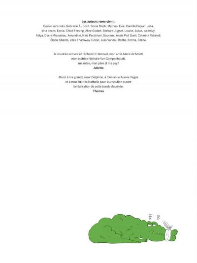 Page 4 Les crocodiles sont toujours là