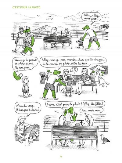 Page 6 Les crocodiles sont toujours là