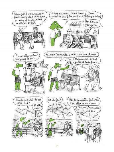 Page 7 Les crocodiles sont toujours là