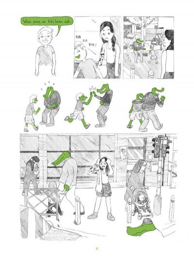 Page 9 Les crocodiles sont toujours là
