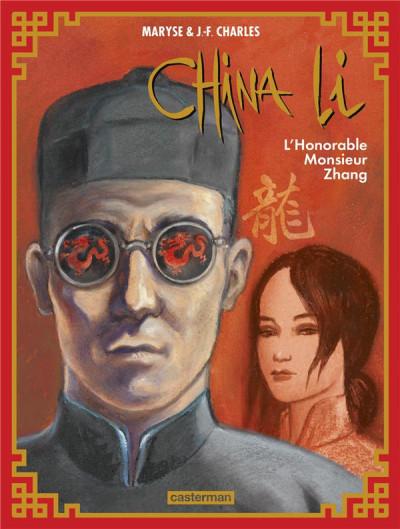 Couverture China Li tome 2
